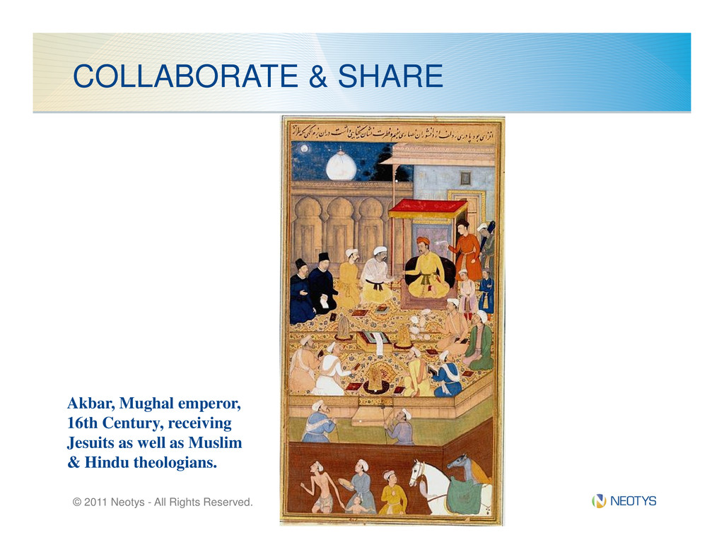 COLLABORATE & SHARE © 2011 Neotys - All Rights ...