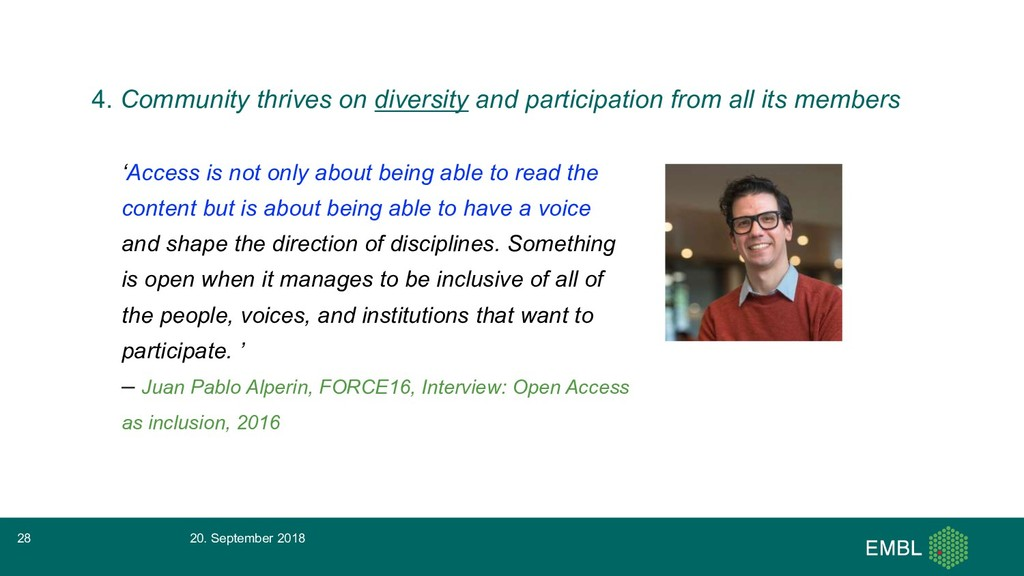 'Access is not only about being able to read th...