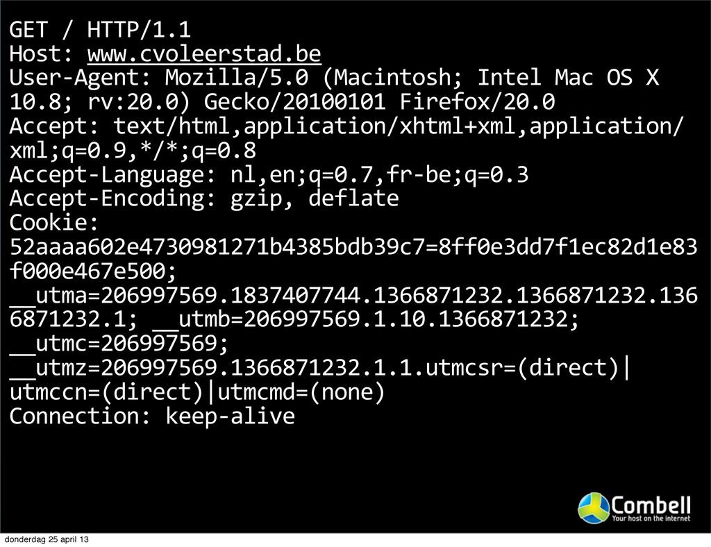 GET$/$HTTP/1.1 Host:$www.cvoleerstad.be User8Ag...