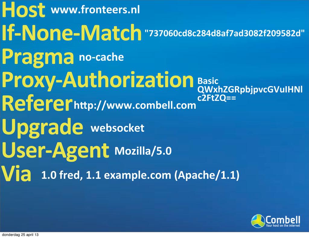 Host If3None3Match Pragma Proxy3Authorization R...