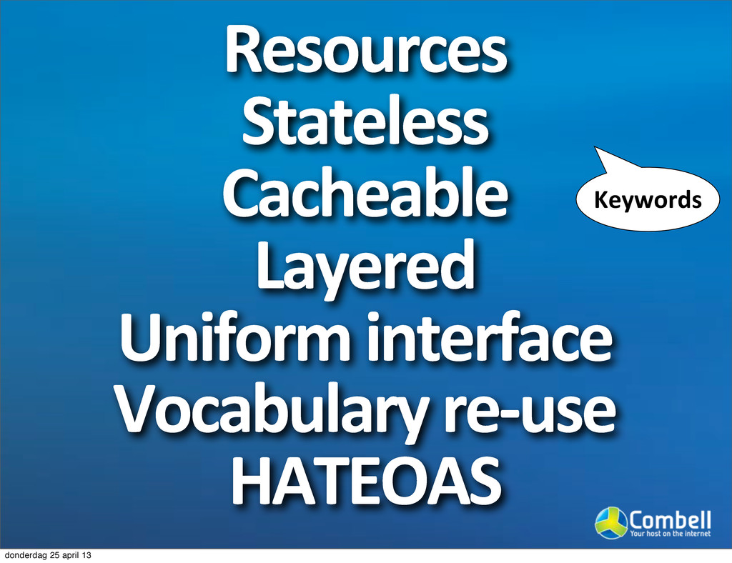 Resources Stateless Cacheable Layered Uniform-i...