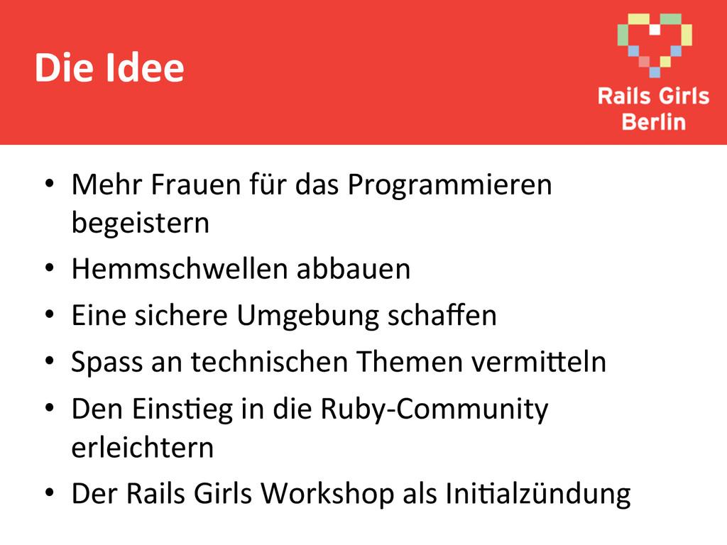 • Mehr Frauen für das Programmiere...