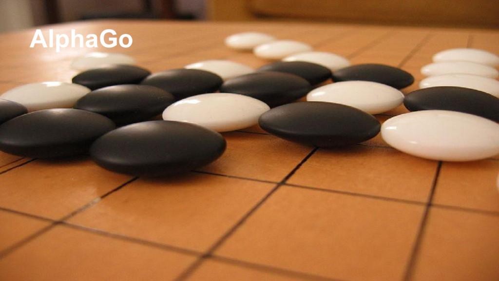 @nyghtowl AlphaGo