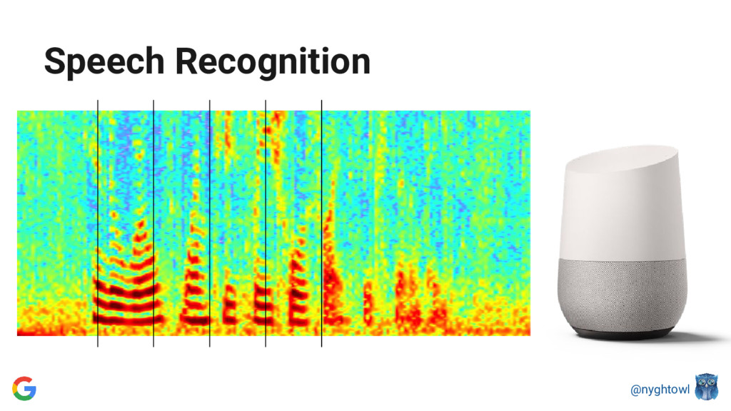 @nyghtowl Speech Recognition