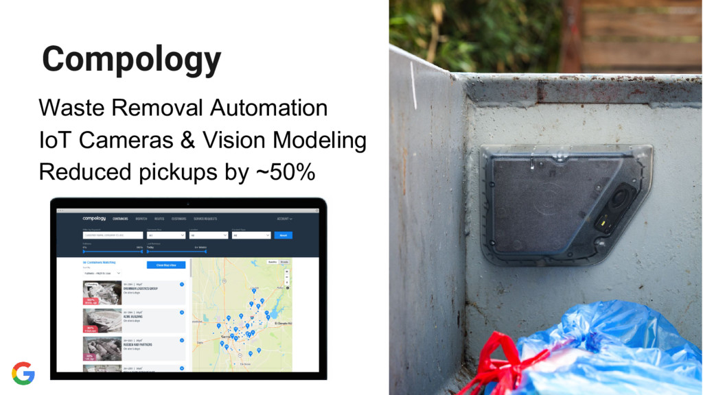 @nyghtowl Compology Waste Removal Automation Io...