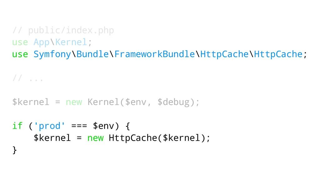 // public/index.php use App\Kernel; use Symfony...