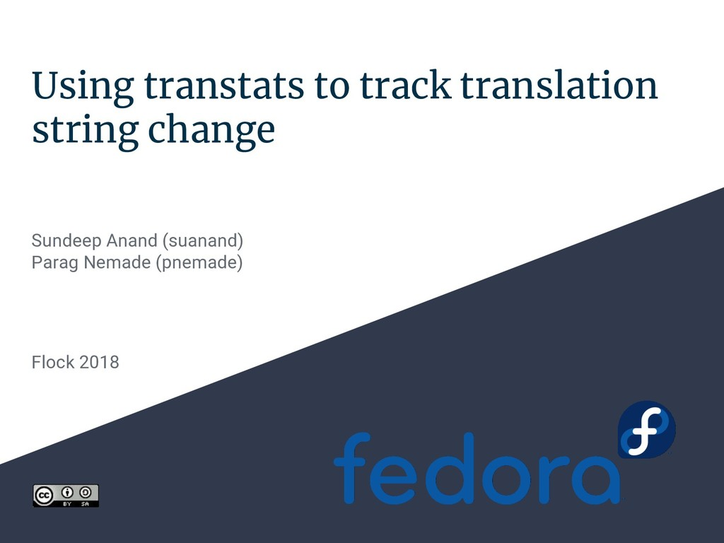 Using transtats to track translation string cha...