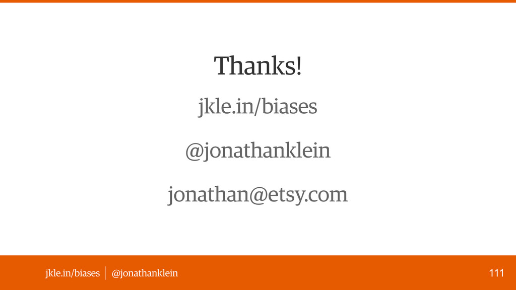 @jonathanklein jkle.in/biases Thanks! jkle.in/b...