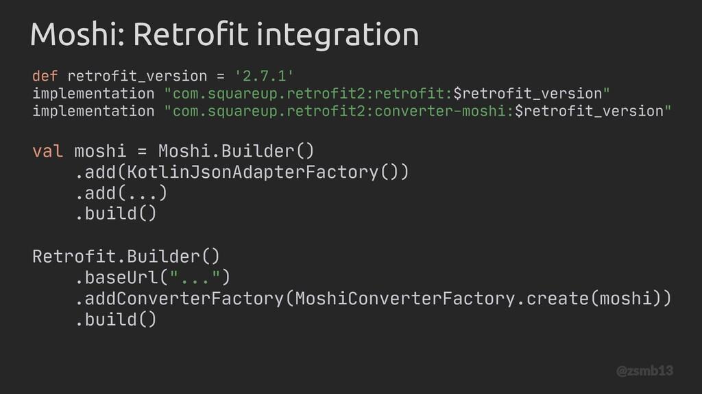 "Retrofit.Builder() .baseUrl(""..."") .addConverte..."