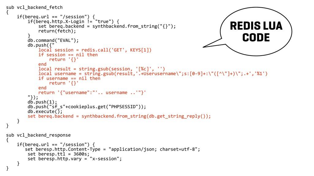 """sub vcl_backend_fetch { if(bereq.url == """"/sessi..."""