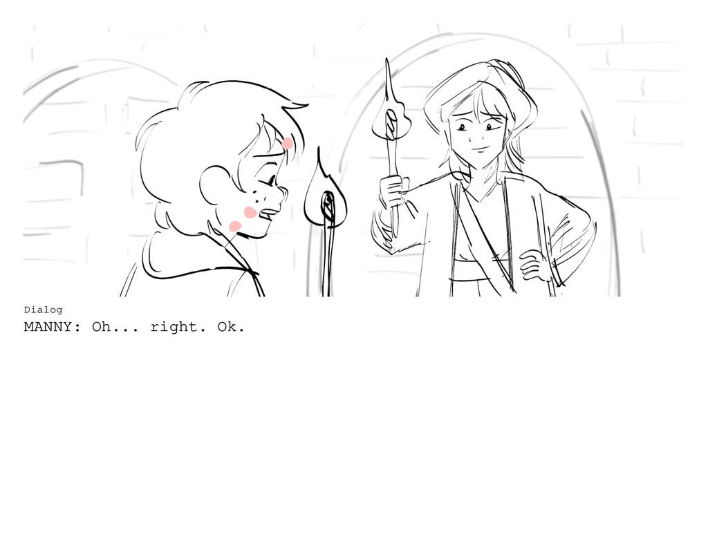Dialog MANNY: Oh... right. Ok.