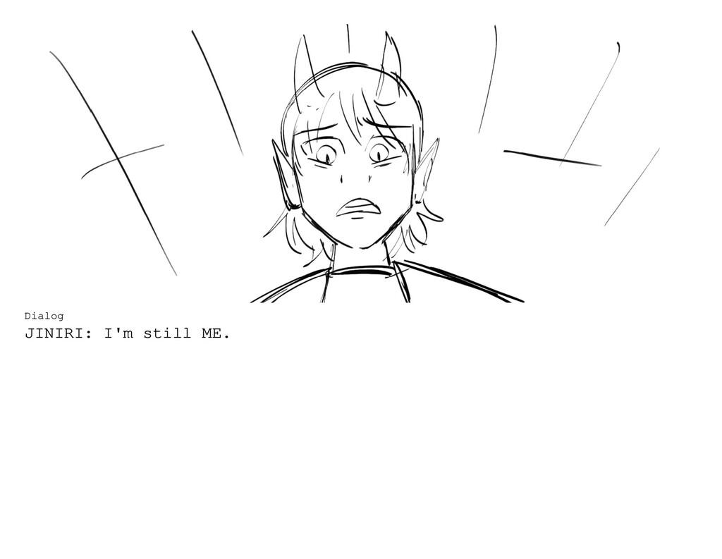 Dialog JINIRI: I'm still ME.