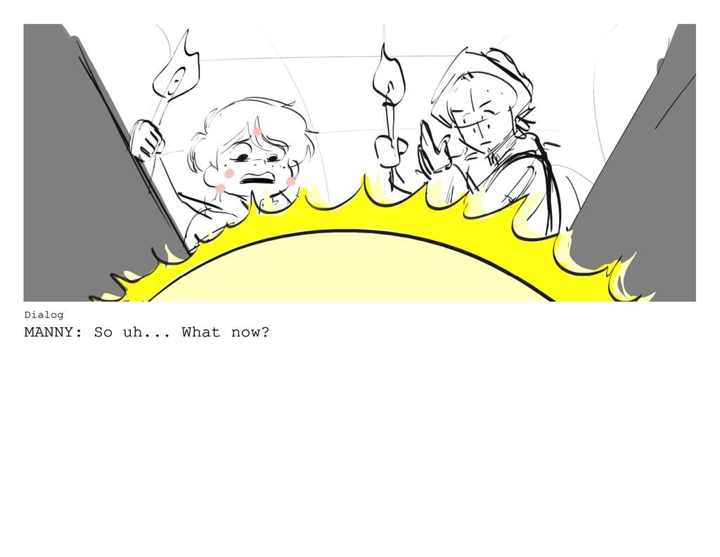 Dialog If I ever saw a demon I'd