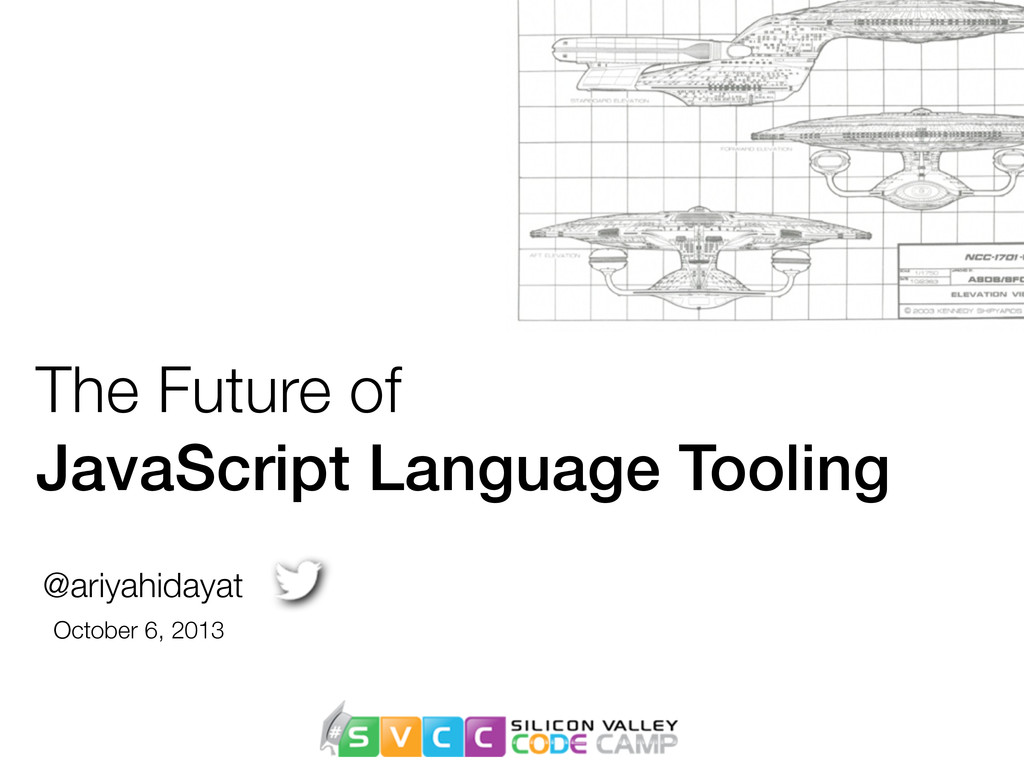 The Future of JavaScript Language Tooling @ariy...