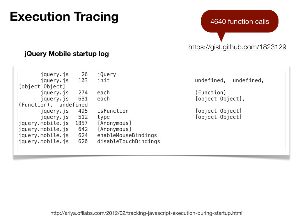 Execution Tracing http://ariya.ofilabs.com/2012/...