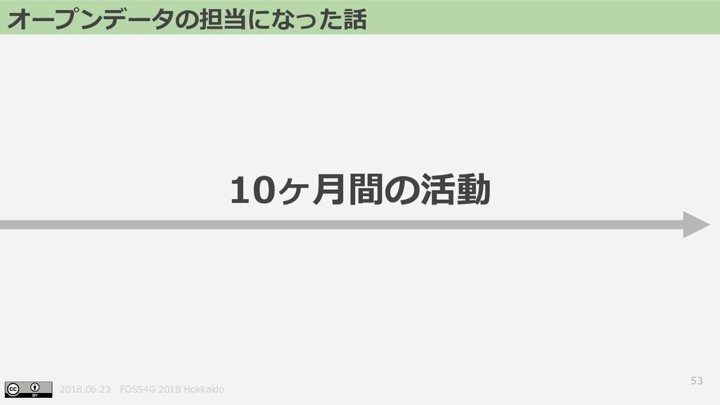 2018.06.23 FOSS4G 2018 Hokkaido 53 オープンデータの担当にな...