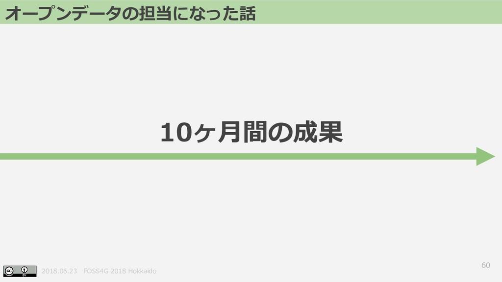 2018.06.23 FOSS4G 2018 Hokkaido 60 オープンデータの担当にな...