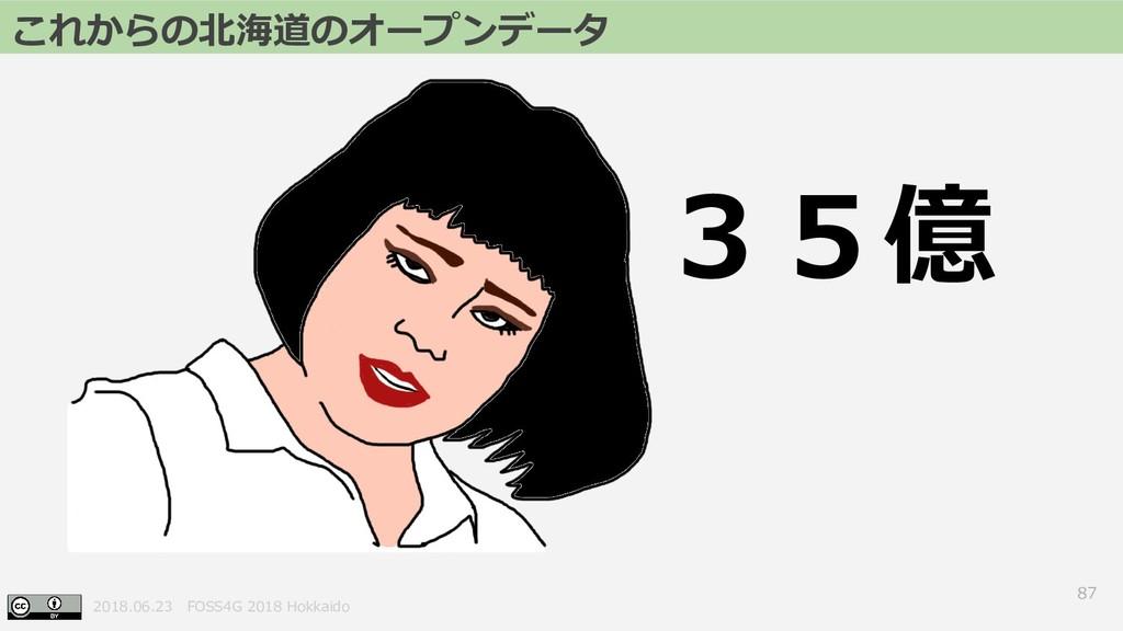 2018.06.23 FOSS4G 2018 Hokkaido 87 これからの北海道のオープ...