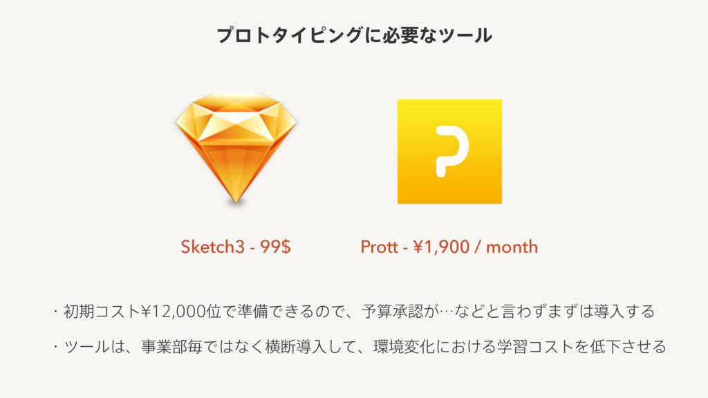 ϓϩτλΠϐϯάʹඞཁͳπʔϧ Sketch3 - 99$ Prott - ¥1,900 / ...