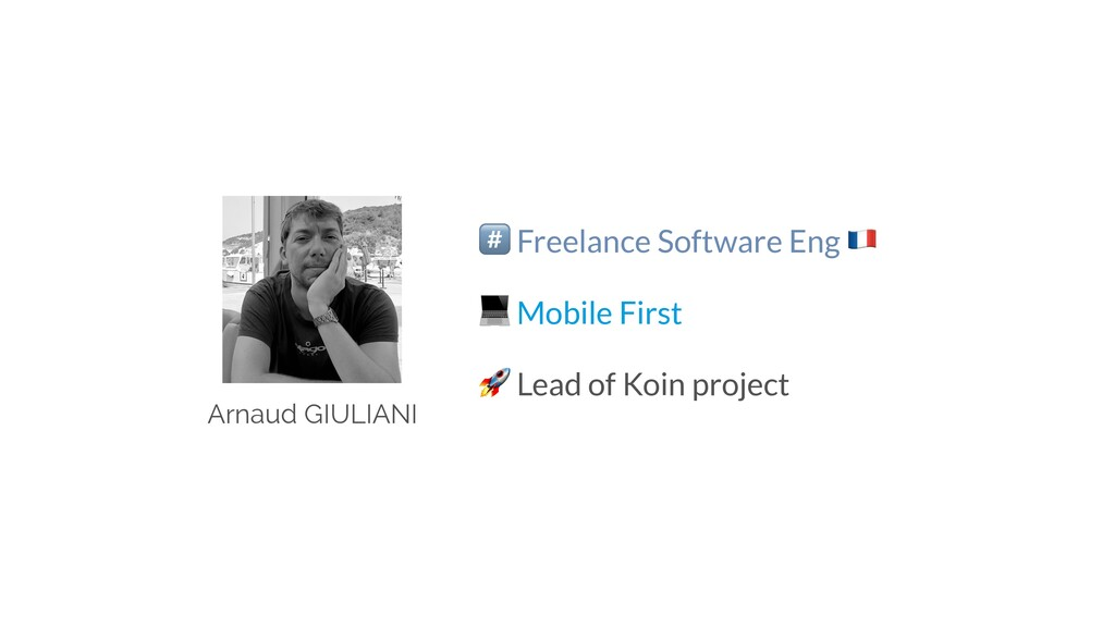"""! Freelance Software Eng """"  Mobile First  Lead ..."""