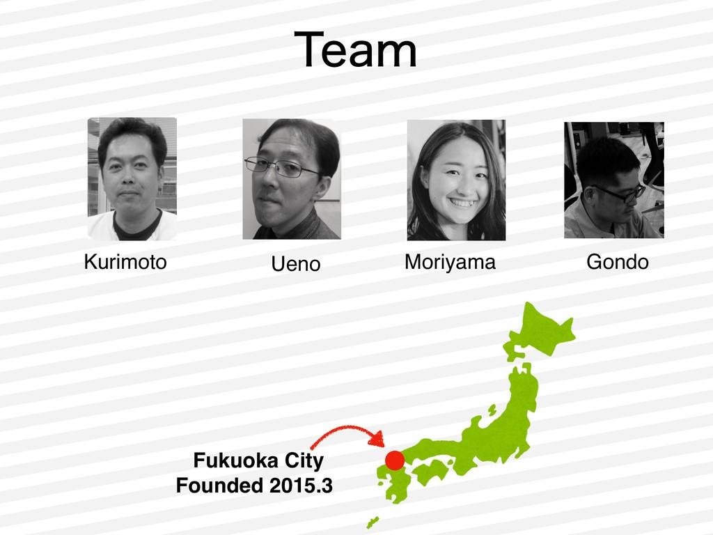 Kurimoto Ueno Moriyama Fukuoka City Founded 201...
