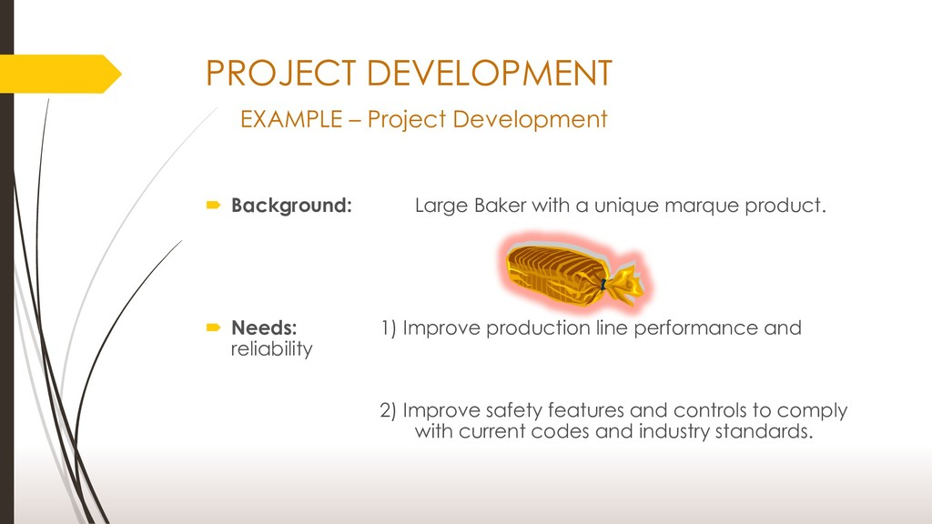 PROJECT DEVELOPMENT EXAMPLE – Project Developme...