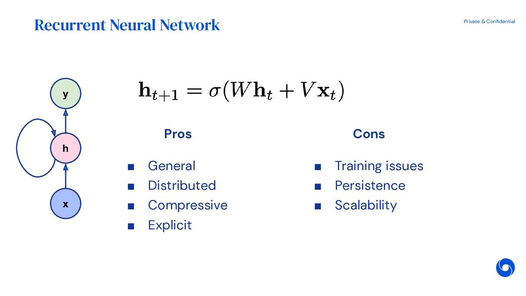 Private & Confidential Recurrent Neural Network ...