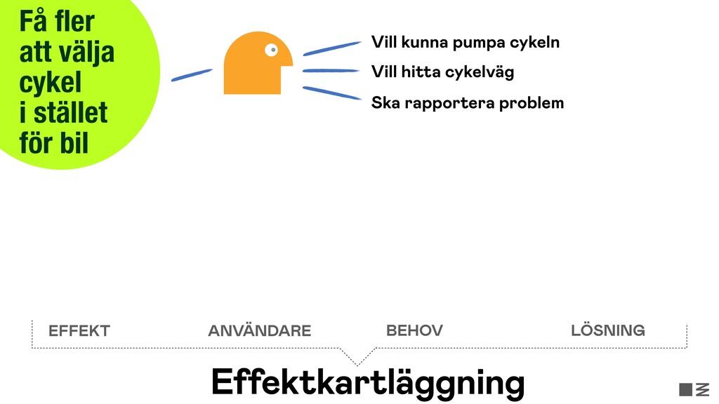 Få fler att välja cykel i stället för bil Ska r...