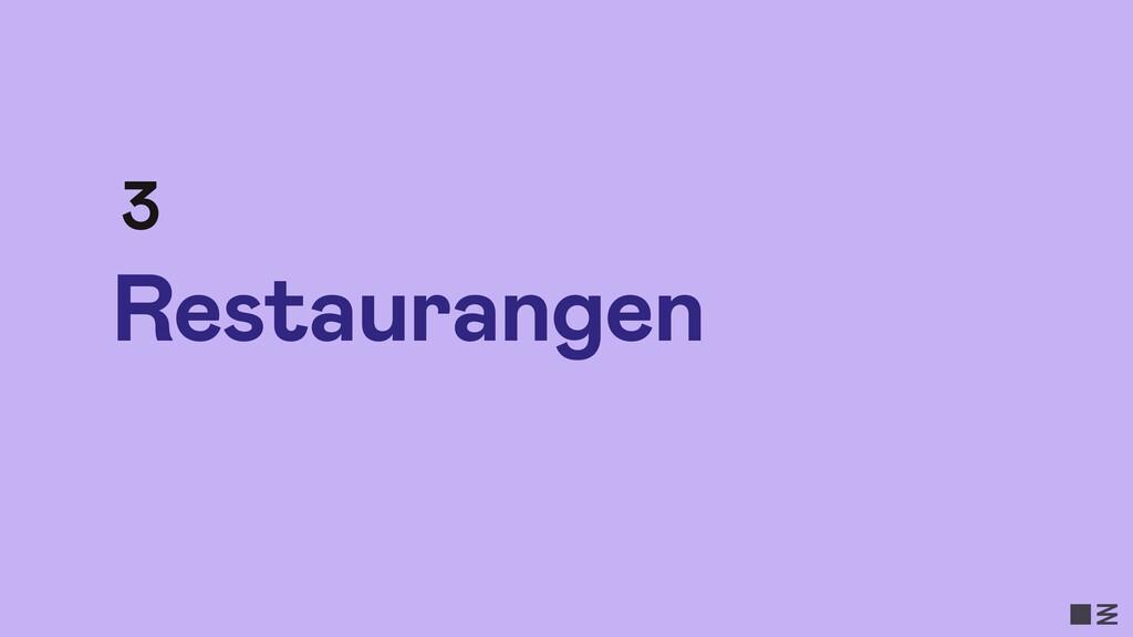 Restaurangen 3