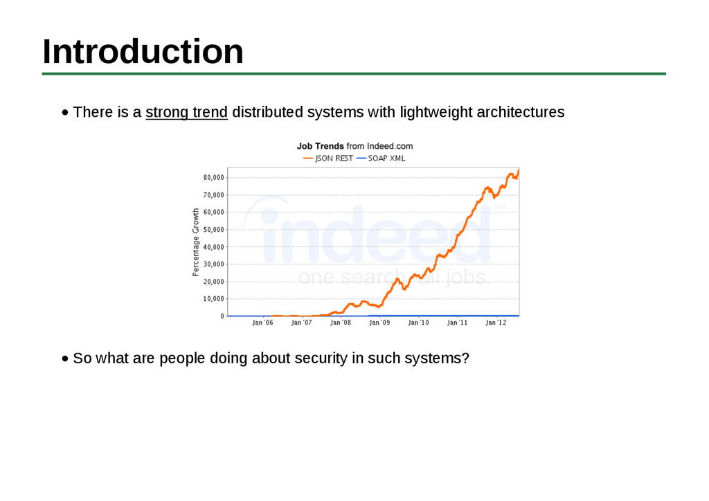 Introduction There is a strong trend distribute...