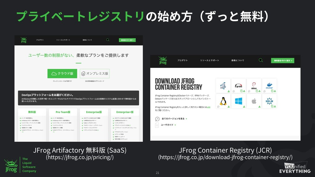 21 JFrog Artifactory (SaaS) (https://jfrog.co.j...