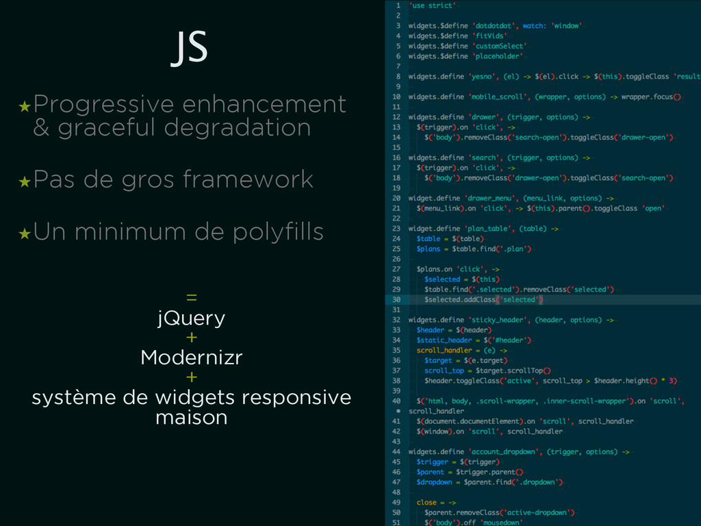 JS ★Progressive enhancement & graceful degradat...