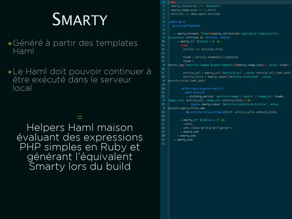 SMARTY ★Généré à partir des templates Haml ★Le ...
