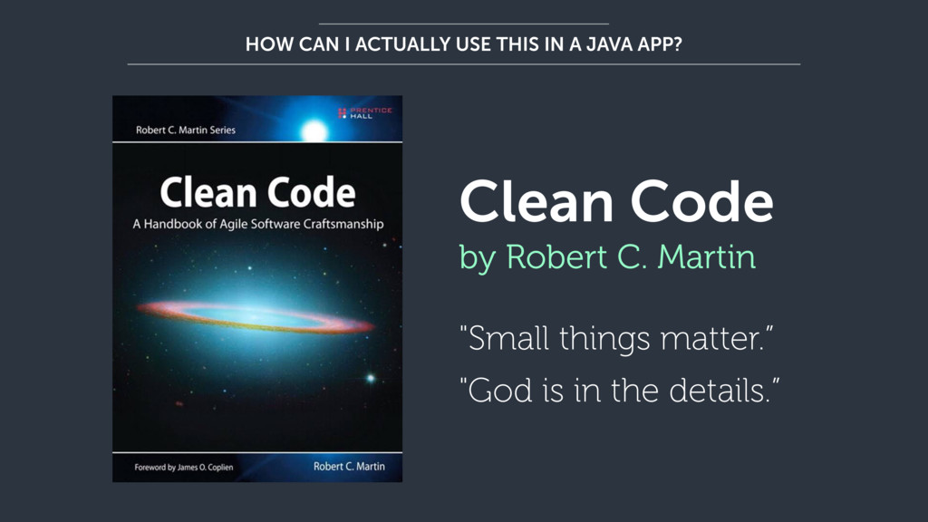HOW CAN I ACTUALLY USE THIS IN A JAVA APP? Clea...