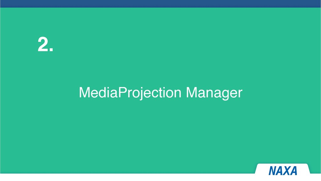 MediaProjection Manager 2.