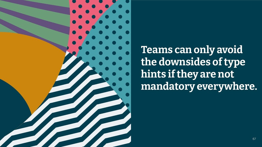 © 2021 Thoughtworks Teams can only avoid the do...