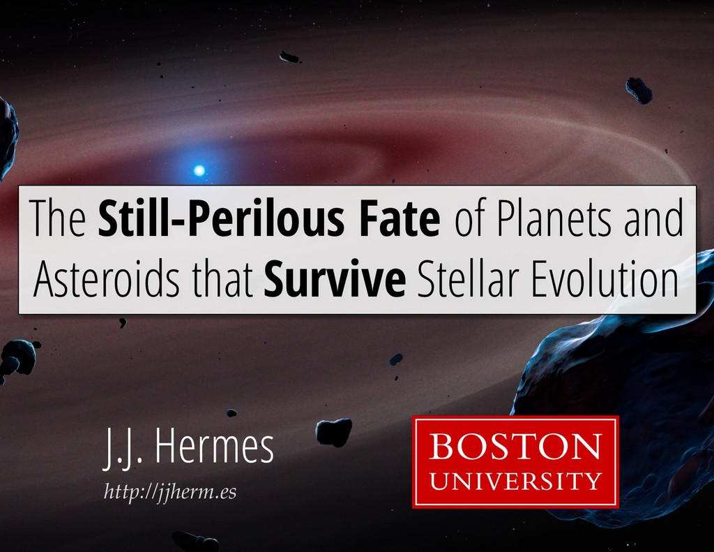 http://jjherm.es J.J. Hermes The Still-Perilous...