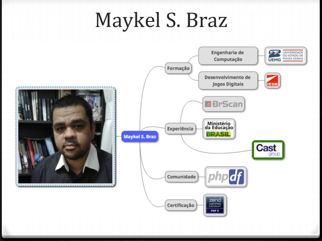 Maykel S. Braz