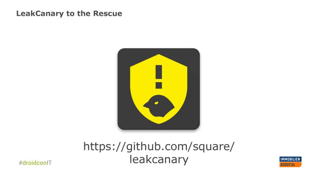 LeakCanary to the Rescue https://github.com/squ...