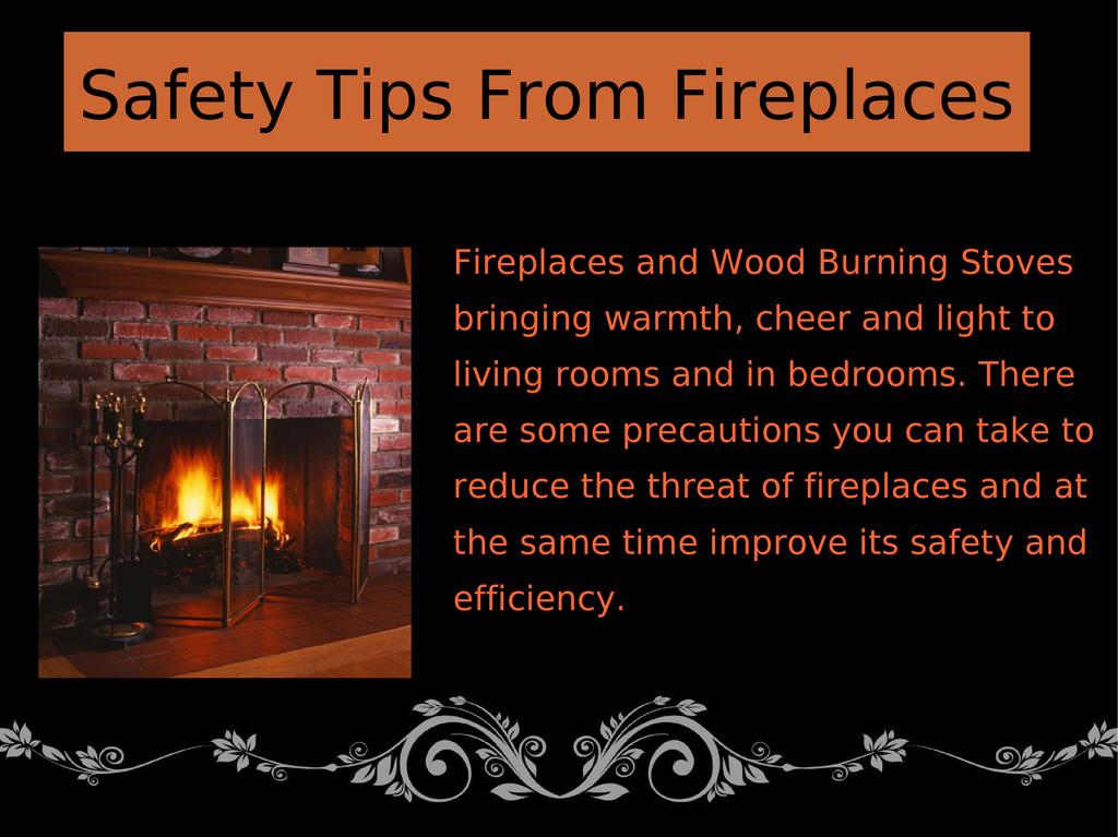Fireplaces and Wood Burning Stoves bringing war...