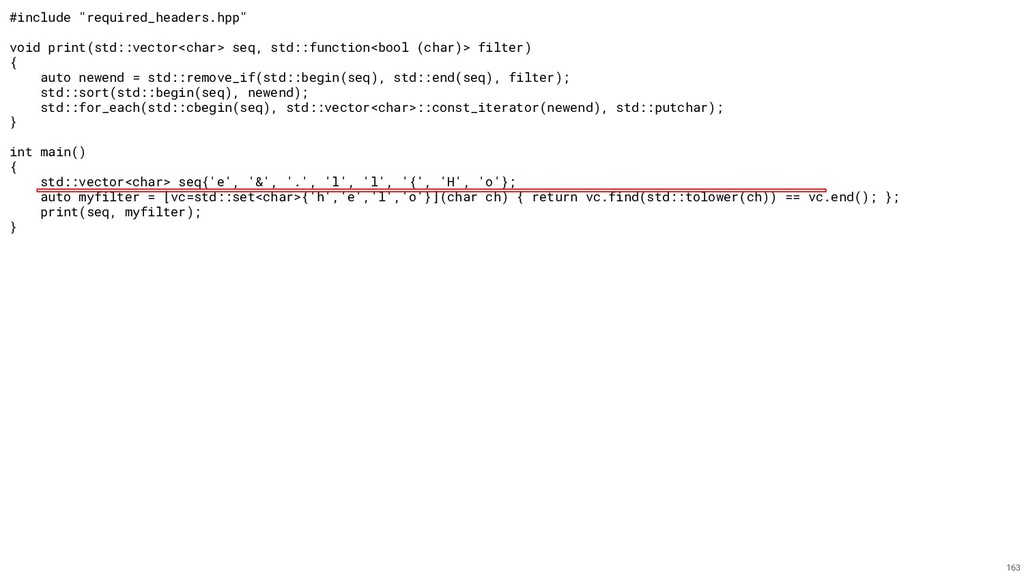 """#include """"required_headers.hpp"""" void print(std:..."""