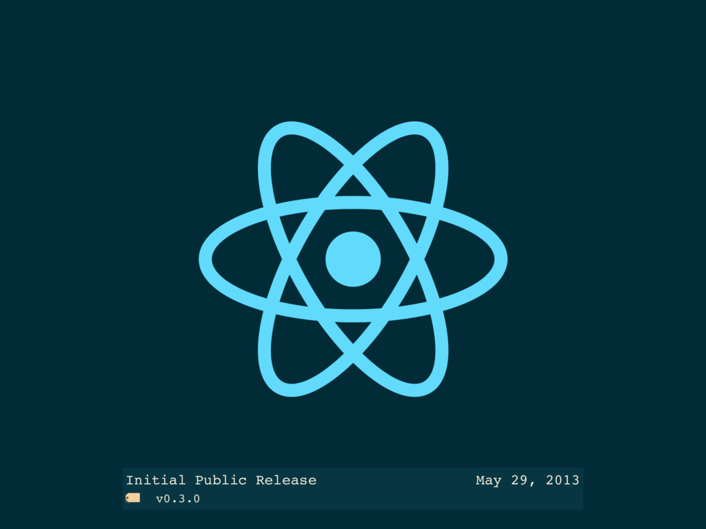 Initial Public Release