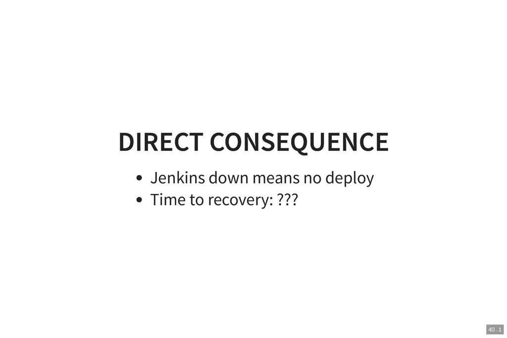 DIRECT CONSEQUENCE DIRECT CONSEQUENCE Jenkins d...