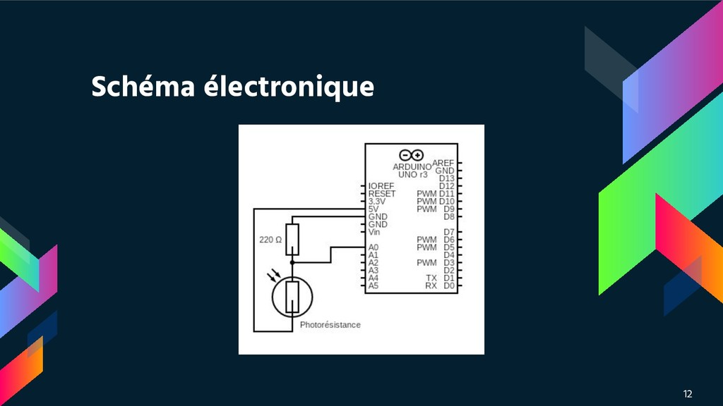 Schéma électronique 12
