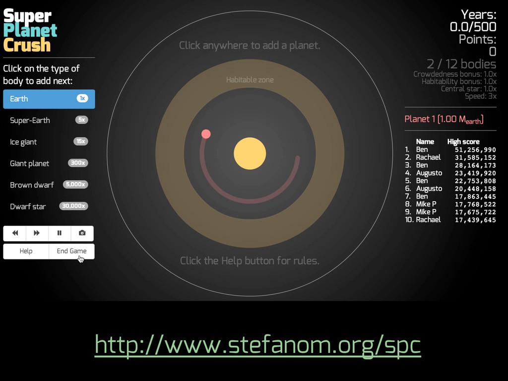 http://www.stefanom.org/spc