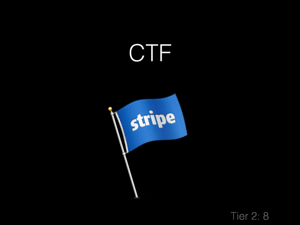 CTF Tier 2: 8
