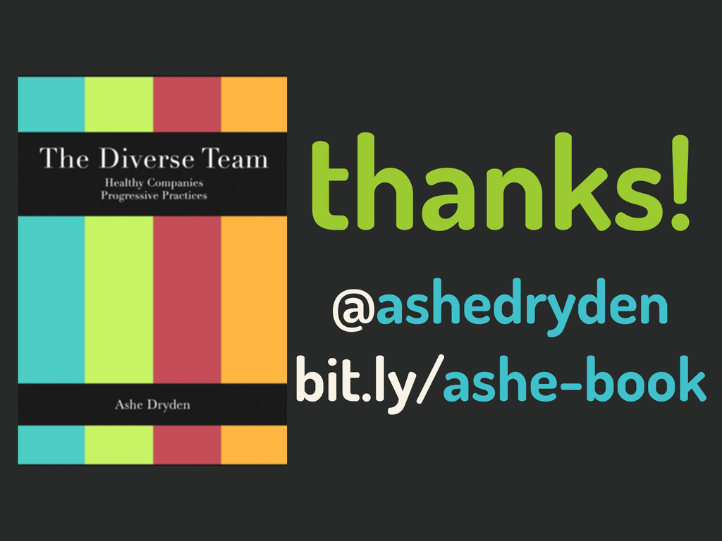 @ashedryden thanks! @ashedryden bit.ly/ashe-book