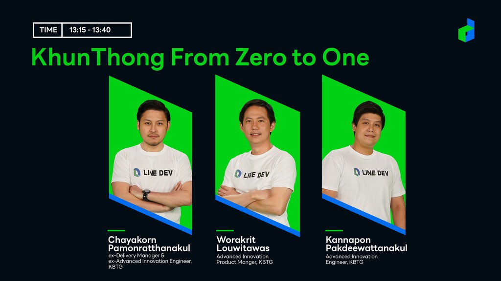 KhunThong From Zero to One ex-Delivery Manager ...
