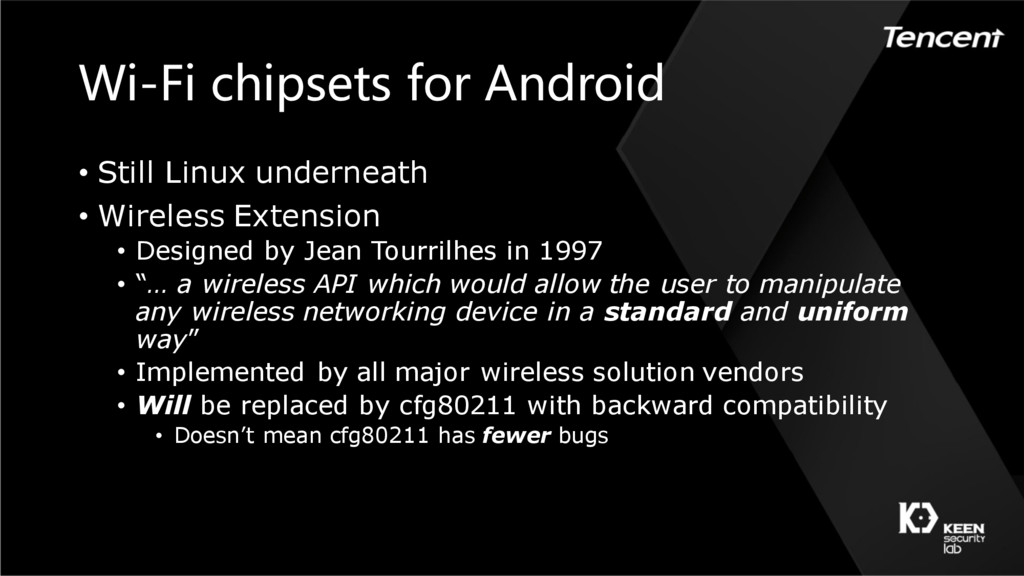 Wi-Fi chipsets for Android • Still Linux undern...