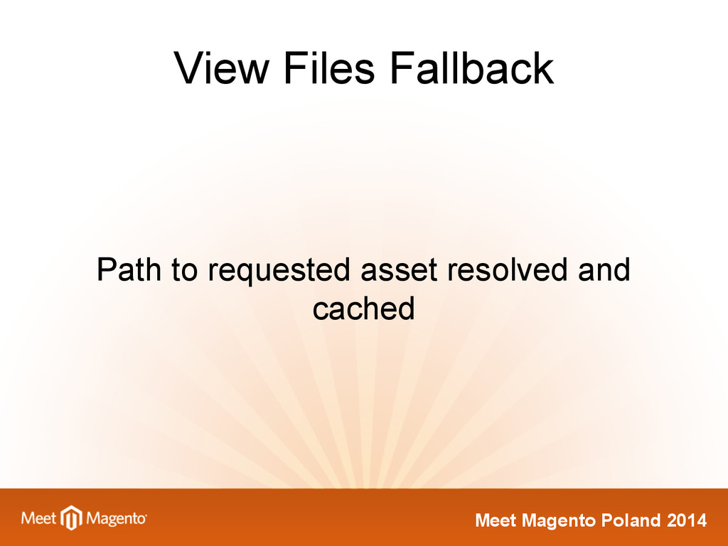 Meet Magento Poland 2014 View Files Fallback Pa...